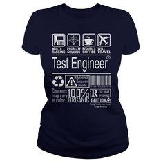 Test Engineer Job Title - Multitasking