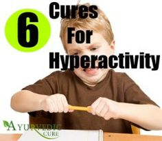 6 Best Natural Cures For Hyperactivity