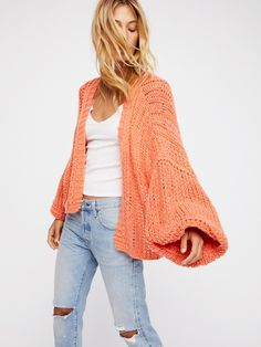 Chamomile Cardi at Free People Clothing Boutique