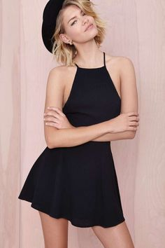 After Party Vintage Sianna Dress - Black