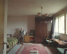Photographer Bogdan Gîrbovan explores the ways in which people express their individuality through their living spaces with his photo series, Hits Close To Home, First Apartment, Contemporary Photography, Photo Series, Unique Furniture, Second Floor, Living Spaces, Living Room, Flooring