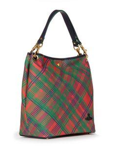 Techno Tartan Bag, Vivienne Westwood