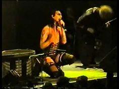 Marylin Manson - 1997 - Festival Sudoeste - Zambujeira do Mar