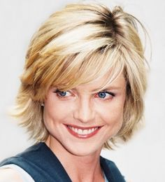 Courtney Thorne-Smith with cute short hair