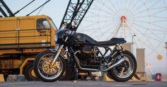 OFFICINE ROSSOPURO # Moto Guzzi Lemans 850
