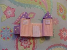 Princess castle bow tut.