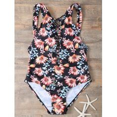SHARE & Get it FREE | Lace Up Floral Backless SwimwearFor Fashion Lovers only:80,000+ Items • FREE SHIPPING Join Twinkledeals: Get YOUR $50 NOW!