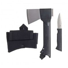 Gerber Gator Combo Axe I with Knife (Axe, Knife, and Sheath) $38.95
