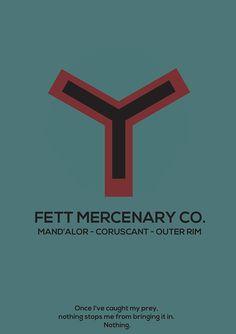 Star Wars: Fett Mercenary Co.