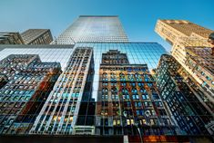 Interesting Photo of the Day: Building Reflections - http://thedreamwithinpictures.com/blog/interesting-photo-of-the-day-building-reflections