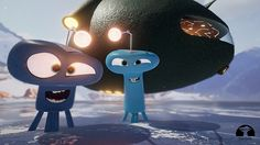 Baobab Studios' VR animated movies attract more investors