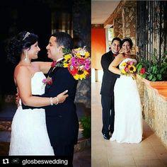 Nos encanta trabajar para novias. FELICIDADES EN SU 1er ANIVERSARIO!!! ( LOS BOUQUETS DE NOVIA TIENEN SU TENDENCIA PERO AL FINAL LA ELECCION LA TIENE EL CLIENTE) #Repost @glosbeswedding with @repostapp  Que rápido pasa el tiempo parece que fue ayer; felicidades donde quiera que estén Bendiciones para esa unión Dios siempre los mantenga así de unidos!!! #BODAS #MATRIMONO #NOVIASVF #WEDDINGPF #WEDDINGPLANNER
