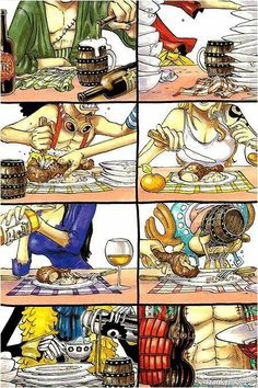 Shared by Hudson. Find images and videos about friends, one piece and luffy on We Heart It - the app to get lost in what you love. One Piece Manga, One Piece Fanart, Manga Anime, Film Manga, Monkey D Luffy, Bd Comics, Anime Comics, Tsurezure Children, One Piece Funny