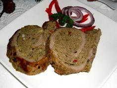 Roláda z divočáka Meatloaf, Cooking, Food, Kitchen, Essen, Meals, Yemek, Brewing, Cuisine