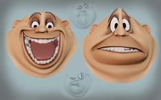 2D Style Facial Rigging on Vimeo