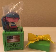 New Gift 'ems Limited Edition, KAYLA YORK Snow Girl New York City, USA  | eBay