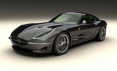 Jaguar XKR-Based Lyonheart K Pays Homage to E-Type, Updates Vizualtech Growler E  February 27, 2012 at 2:53pm by Sam Schembari