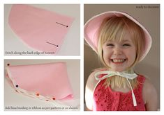 Easy DIY Easter Bonnet for Easter Hat Parade. An easy easter project the kids will love.