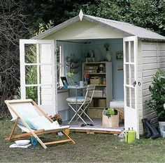 working shed