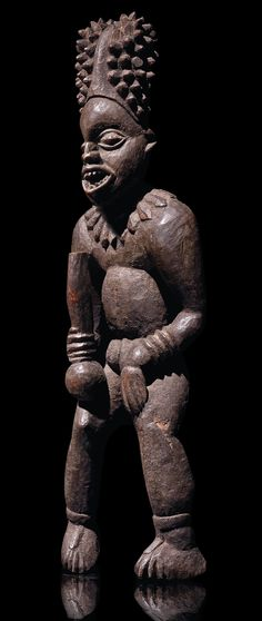 Tribe Of Judah, African Sculptures, Statues, Masks Art, African Masks, West Africa, Tribal Art, Black People, Black Art