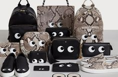 Very cute collection by Anya Hindmarch!