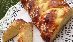 Ma brioche tressée de Christophe felder Christophe Felder, Banana Bread, French Toast, Breakfast, Desserts, Food, Pastries, Countertops, Recipes