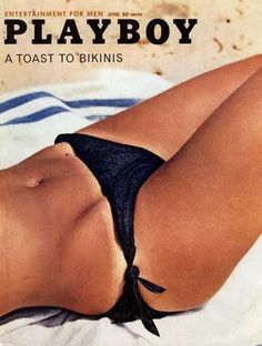 Cover of playboy 1976