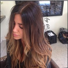 #ombre ideas for new do