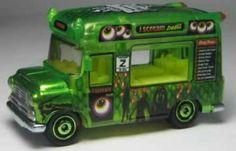 Matchbox Bedford CA I Scream Van