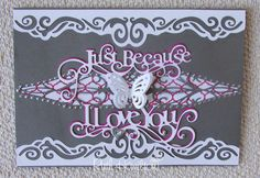 Blog tonic: A lovely card from Ruth