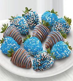 16 ideas baby shower food for boy desserts blue chocolate dipped Blue Chocolate, Homemade Chocolate, Melting Chocolate, Chocolate Cupcakes, Baby Shower Desserts, Baby Shower Cupcakes, Baby Boy Shower, Shower Cake, Fancy Desserts