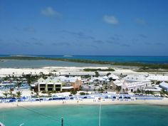 Margaritaville and the Beach at Grand Turk