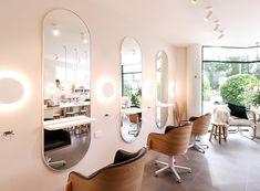 Home Hair Salons, Beauty Salon Interior, Salon Interior Design, Boutique Interior, In Home Salon, Beauty Salon Decor, Beauty Salon Design, Small Beauty Salon Ideas, Beauty Studio