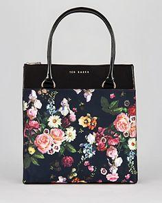 Ted Baker Tote - Koola Floral Shopper | Bloomingdale's