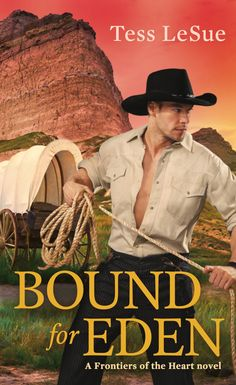 Lataa tai Lukea Verkossa Bound for Eden Ilmainen Kirja (PDF ePub - Tess Lesue, The first novel in a new western historical romance series that will take readers for the ride of their lives on the. Brain Book, Historical Romance Books, Free Books Online, First Novel, Book Series, Bestselling Author, Books To Read, Novels, Pdf