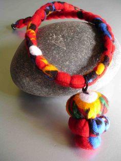 Necklaces (medium) – Lokumi – a unique product by elangeylani on DaWanda