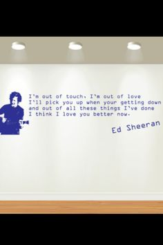 Ed sheeren - Lego house