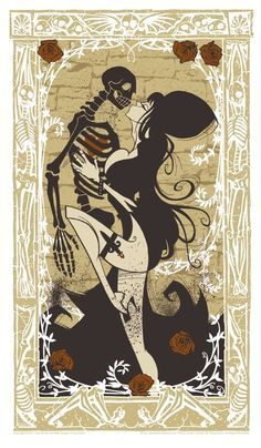 death and the maiden tattoo -