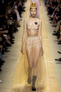 Défilé Christian Dior Printemps-été 2017 49