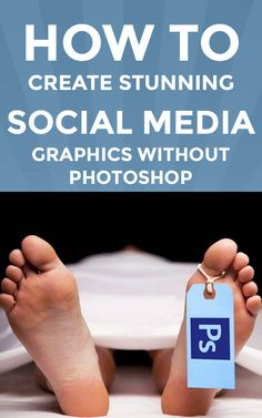 One of the toughest parts of running a Facebook page or any social account is creating high-quality graphics.