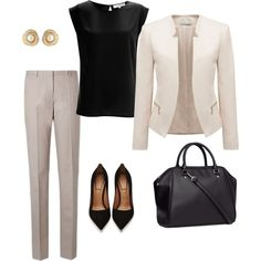 All great for midlife women -19 Classic and Elegant Work Outfit Ideas - click through to see the rest