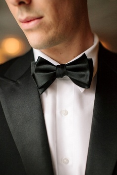 #groom #tuxedo #bowtie #fashion  Real Vancouver Wedding at the Rosewood Hotel Georgia by Mikaela Ruth Photo on http://marrymemetro.com, a city wedding ideas blog