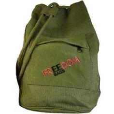 FREEDOM Backpack Duffel Bag