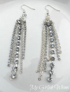 DIY Earrings Ideas. Cool and Easy