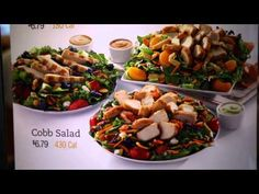 Behind the Scenes: Chick-fil-A's New Premium Salads - YouTube