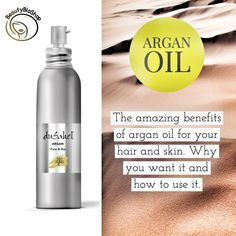 Miracle for skin and hair Argan Oil Benefits, Pure Products, Hair, Whoville Hair