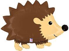 """Harvey the Hedgehog Woodland Critter 30"""" Mylar Balloon Betallic http://www.amazon.com/dp/B00SZ0MY88/ref=cm_sw_r_pi_dp_Q8Xhwb0PEW2Y2"""
