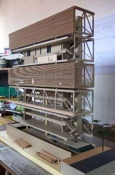 Solano Benitez // Edificio Alambra