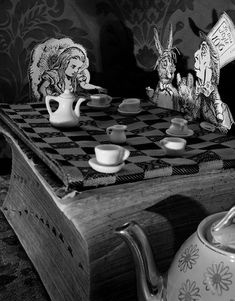 Alice's Adventures in Wonderland – Abelardo Morell