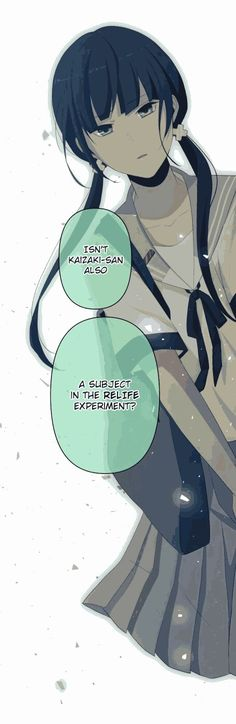 Hishiron... #ReLife